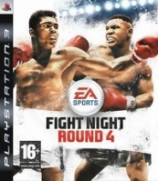 Fight Night: Round 4 (PS3) použité