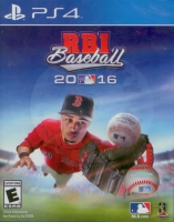 RBI Baseball 2016 (PS4)