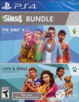 The Sims & Cats and Dogs Bundle
