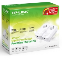 TP-Link TL-PA8010P 1200Mbps Powerline Starter Kit