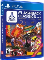 Atari Flashback Classics vol. 3  (PS4)