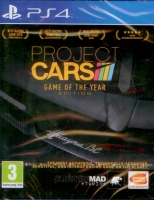 Project CARS: Game of the Years Edition (PS4)