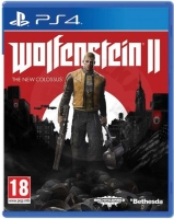 Wolfenstein II: The New Colossus (PS4) použité