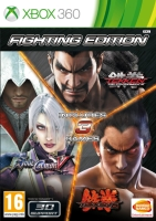 Fighting Edition: Tekken 6 + Tekken Tag Tournament 2 + SoulCalibur V (X360)