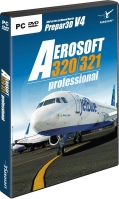 Aerofly A320/321 Professional (PC)