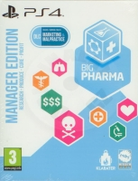 Big Pharma Collector's Edition (PS4)
