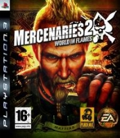 Mercenaries 2: World in Flames (PS3) použité