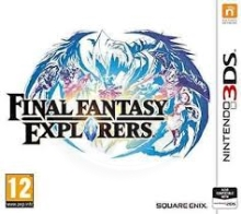 Final Fantasy - Explorers (3DS)