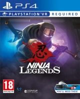 Ninja Legends VR (PS4)