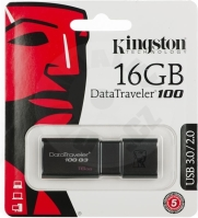 Kingston DataTraveler 100 G3 16GB DT100G3/16GB