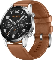 Huawei Watch GT 2 - 46 mm -  brown