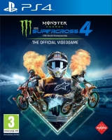 Monster Energy Supercross 4 (PS4)