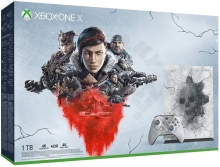Microsoft Xbox One X 1 TB Gears of War 5 Bundle Limited Edition