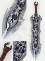 Replica of Chaoseater Sword from Darksiders series - 115cm