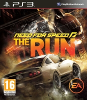 Need for Speed: The Run (PS3) použité