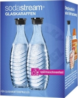 SodaStream Bottle - glass carafe 2pcs
