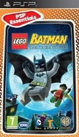 Lego Batman: The Video Game (PSP)