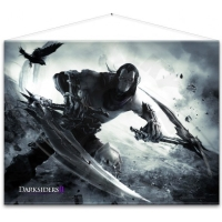 Darksiders II - Death - Wallscroll