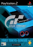 Gran Turismo Concept 2002 Tokyo-Geneva (PS2) použité