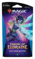 Magic: The Gathering Throne of Eldraine Theme Booster - Blue
