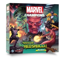 Marvel Champions - card game CZ: Rise of Red Skull