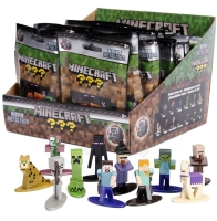 Minecraft Nano Random Metal Mini Figurine - 4cm