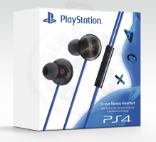 Sony Cobra In-ear Stereo Headset (PS4/PS3/PSV)