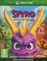 Spyro Reignited Trilogy (XONE)