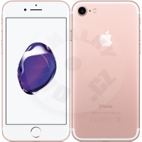 Apple iPhone 7 256 GB růžová / zlatá