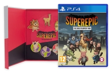SuperEpic Badge Collectors Edition (PS4)