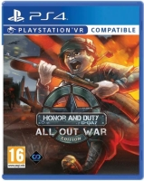 Honor And Duty: D-Day - All Out War Edition VR (PS4)