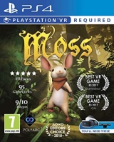 Moss VR (PS4)