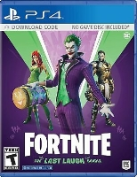 Fortnite: The Last Laugh Bundle (PS4) USA verze
