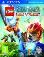Lego Legends of Chima: Lavals Journey (PSV)