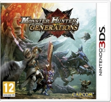 Monster Hunter Generations (3DS)