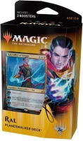 Magic: The Gathering Guilds of Ravnica Planeswalker Deck: Ral, Caller of Storms