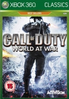 Call of Duty: World at War (X360)