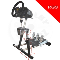 Wheel Stand Pro - RGS Module - stand for gear shifter from Thrustmaster or Logitech