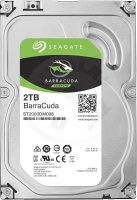 "Seagate BarraCuda 2TB HDD, 3,5"", SATAIII, 7200rpm, 256MB (PC/MAC)"