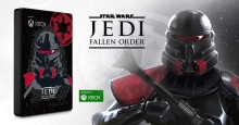 Seagate Game Drive for Xbox One, 2TB externí HDD, USB 3.0 - Star Wars Jedi Fallen Edition