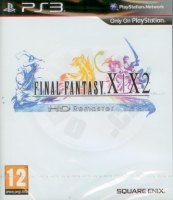 Final Fantasy X | X-2 HD Remaster (PS3)