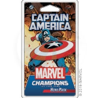 Marvel Champions: Captain America Hero Pack - EN