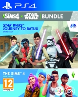 The Sims 4 + Star Wars: Journey to Batuu expansion (PS4)