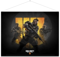 Call of Duty: Black Ops 4 - WallScroll