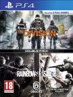 Tom Clancy's Rainbow Six Siege + Tom Clancy's The Division DoublePack (PS4)