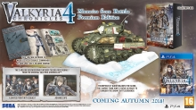 Valkyria Chronicles 4 - Memoirs from Battle Premium Edition (PS4)