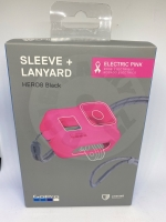 GoPro Sleeve + Lanyard for HERO8 - Pink