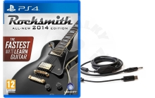 Rocksmith 2014 + kabel (PS4)