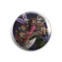 Jinx Heroes of the Storm Button