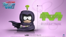 South Park: Fractured but Whole - Mysterion velký - sběratelská figurka